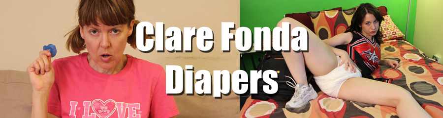 Clare Fonda Diapers
